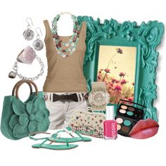 """""""Untitled #233"""" by renamichelle on Polyvore"""