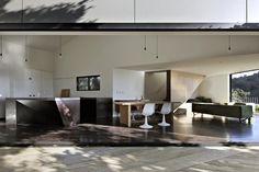 The Pohutukawa House by Matthew Gribben Architecture.