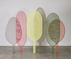 Seletti Furniture WOODLAND design: Alessandra Baldereschi specifications Paravento Folding screen Materiale/Material: Metallo; Metal