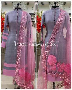 Ideas For Dress Pattern Indian Kurti Kurta Designs Women, Kurti Neck Designs, Salwar Designs, Dress Designs, Trendy Dresses, Women's Fashion Dresses, Baggy Dresses, Summer Dresses, Indian Dresses