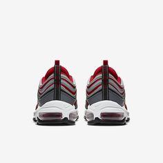 meet faa8b 4ba0d Cheap Nike Air Max 97 Dark Greygym Red Sale