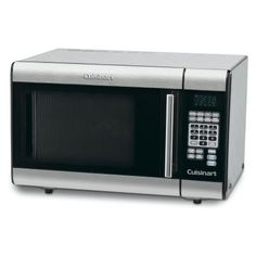 Cuisinart® Stainless Steel Microwave Oven, available at #surlatable
