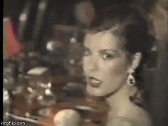 Princess Caroline of Monaco at the Rose Ball March 9,1985.