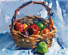 Charles Sovek, Artist and Author | Favorites | Acrylic Paintings