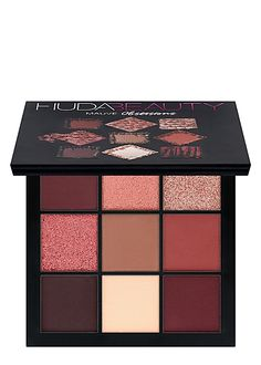 HUDA BEAUTY Mauve Obsessions Eyeshadow Palette - Harvey Nichols