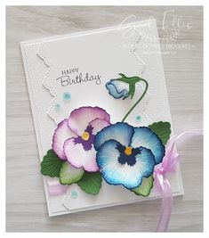 3d Cards, Paper Cards, Cool Cards, Stampin Up Cards, Fancy Fold Cards, Folded Cards, Card Tutorials, Cards For Friends, Pretty Cards