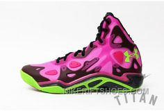 pretty nice a1690 f249a 2016 Under Armour Micro G Anatomix Spawn 2 Mens Shoes Pinkadelic Black Hyper  Green Sneakers New Release XzbWRyi, Price   89.21 - Nike Rift Shoes