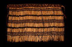 Fine Piupiu - Skirt, a Maori…