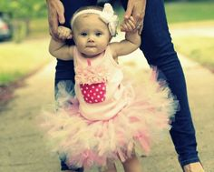 Hey, I found this really awesome Etsy listing at http://www.etsy.com/listing/101641347/girly-girl-pink-1st-birthday-skirt-set