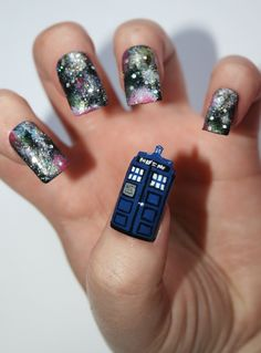 """For those of us who believe time is """"more like a big ball of wibbly wobbly, time-y, wimey… stuff."""" 