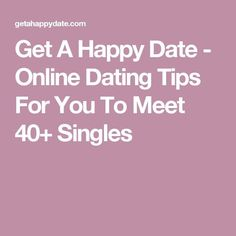 Success rate with online dating