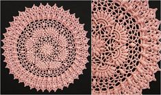 The Margrete doily is an advanced project with numerous advanced stitches worked front and back over 19 rounds . Vintage Crochet Doily Pattern, Crochet Socks Pattern, Crochet Doily Diagram, Crochet Doilies, Crochet Flowers, Crochet Patterns, Dress Patterns, Crochet Round, Crochet Home