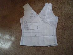 FBA for wrap top