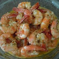 Baked Shrimp on BigOven: Hung Huynh's from Top Chef. These are by far my new favorite dish.