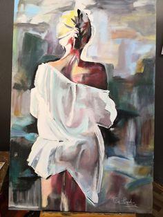 3340 Meilleures Images Du Tableau Femme De Dos En 2019 Acrylic Art
