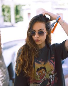 Coachella, Long Hair Styles, Sunglasses, My Style, Brown, Gold, Beauty, California, Summer