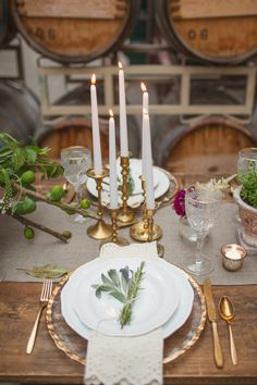 French Farmhouse Inspired Wedding Inspiration In Spokane, Washington