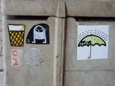 #Streetart Frankfurt Nordend