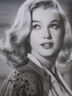 """Marilyn Monroe - Costume test for """"The Misfits"""""""