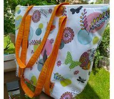 Tutorial: Insulated picnic tote