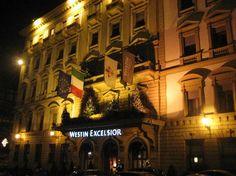 Hotel Excelsior  Florence