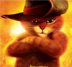 puss in boots no sword - Google Search