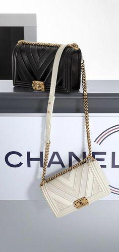 0050b0cf98c6e9 Chanel Handbags Collection & More Luxury Details #Chanelhandbags Luxury Bags,  Luxury Handbags, Designer