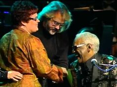 ▶ Ray Charles - In Concert with Diane Schuur (FULL concert 1999) - YouTube