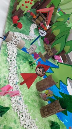 Activities For Kids, Crafts For Kids, Paper Toys, Red Riding Hood, Little Red, Fairy Tales, Saga, How To Make, Ideas