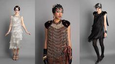 West end girl: Great Gatsby Fashion