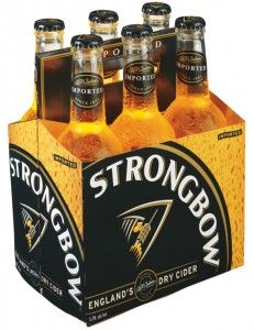 Strongbow Cider: found it in Florida! Best find ever