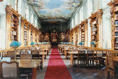 Candida Höfer, Nationalbibliothek Wien I