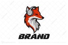 Logo for sale: Music Fox Logo