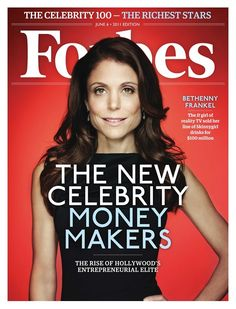 Bethenny Frankel. Absolutely love her- one of my heroes. She juggles it all: a career, mommyhood and wife.