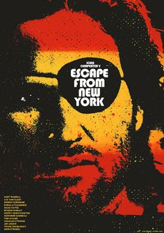 Cool Art: 'Escape From New York' by Midnight Marauder