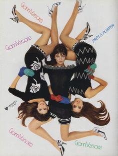 Gianni Versace 80s