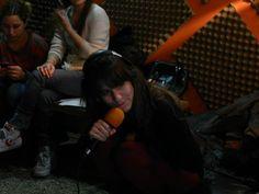 "Lucía Giles en ""La Previa Rock"" -Entrevista!"
