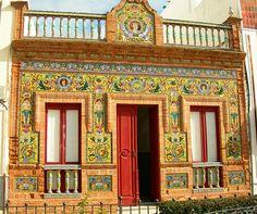Isla Cristina Huelva Andalucia Spain.