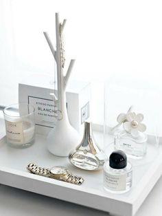 kişilikler ve parfümler