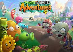 plantas contra zombis adventures (I_I)