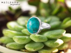 This trendy trinket will add a pop of color to your #boho   I love this ring!!!  mysilpada.com/rhonda.moline