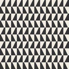 Papier peint Trapez, collection Scandinavian Designers, édité par Boråstapeter / Référence 2742 : https://www.aufildescouleurs.com/papier-peint-designers-scandinaves/3478-trapez.html
