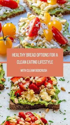 The Healthiest Bread Options for a Clean Eating Lifestyle Clean Eating Recipes, Clean Eating Snacks, Healthy Eating, Clean Foods, Healthy Life, Healthy Food, Sprouted Whole Grain Bread, Beef Recipes, Healthy Recipes