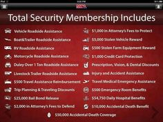 You don't need a car just to enjoy these benefits with MCA. But if you're with a friend and it's late in the morning. All of a sudden his vehicle won't start or he or she has a flat tire or they left their keys in the car....since you have the membership, help is on the way. No need to wake up your love ones to come help you. Plus, you can sell your friend a membership so they won't go through that experience again.  www.mca4u2.com