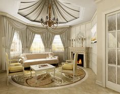 Classic Living room Designs http://ideashomeinterior.com/classic-living-room-design.html