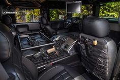 Hummer H1 Tactical Search & Destroy Tier 1 For Sale | EVS Motors Search and Destroy H1 Hummer