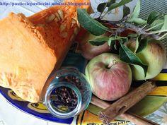 Pasticci & Pasticcini di Mimma: Composta di zucca rossa e mele con cannella, chiod...