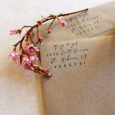 Custom Return Address Stamp by AlexaSonken #Etsy