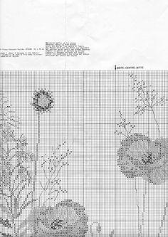 Gallery.ru / Фото #15 - Полевые цветы: 2 схемы - frango