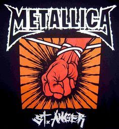 metallica st anger album covers - Google Search